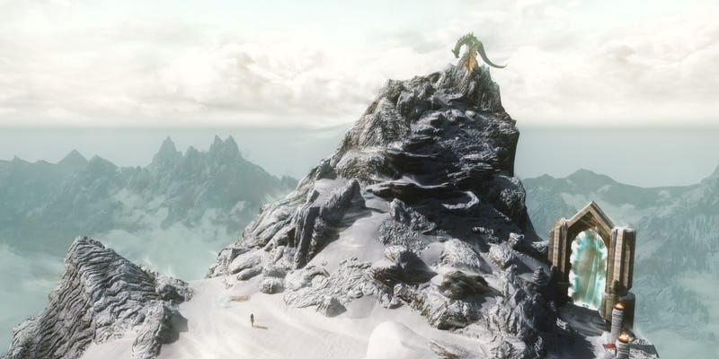 Heading Back to Skyrim