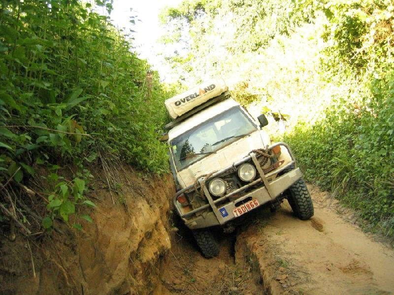 The First People To Drive Across The Congo In 20 Years