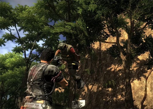 Just Cause 2: An Island In Chaos