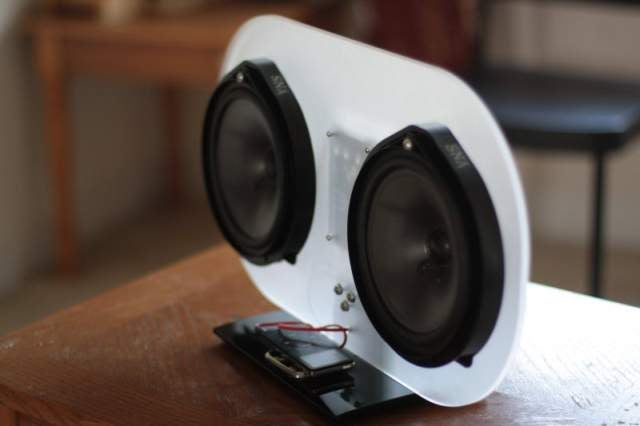 Hacker Challenge Winner: Build a Waterproof Canister Speaker
