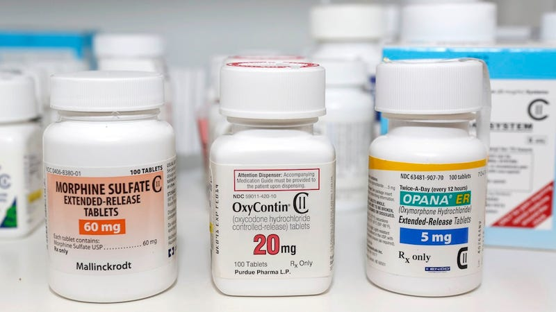 Painkiller 10 Times Stronger Than Vicodin to Hit the Market This Month