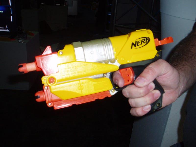 Nerf N-Strike – We Need More Games Like This
