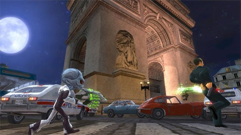 THQ Struggling With PS3 Development, Cancels Destroy All Humans!