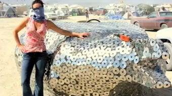 Photos: Google CEO Eric Schmidt at Burning Man with His Ex-Mistress