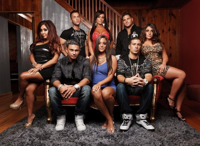 Jersey Shore Paid for By the Very People It Shames