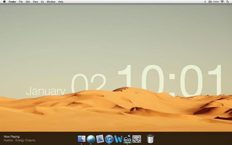 The Sands of Time Desktop
