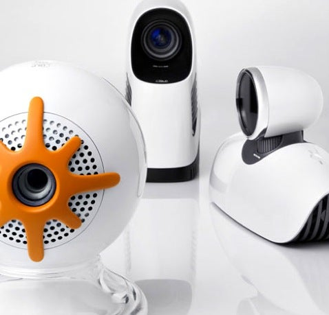 Three Concept Video Projectors for Gaming More than All White