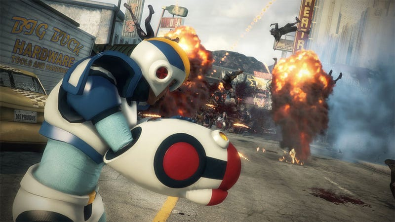 Dead Rising 3 Is Going To Be The Best Mega Man Game In Ages