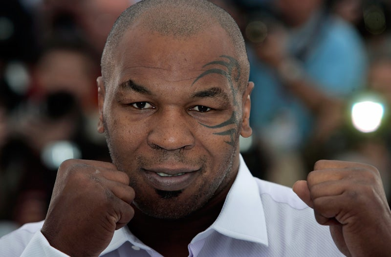 Report: Trump Camp Invites Convicted Rapist Mike Tyson to GOP Convention