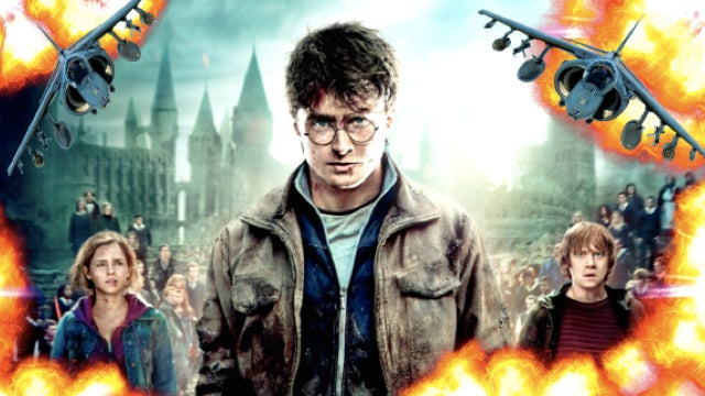 What if Harry Potter took place in America?