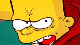 <i>Akira</i>, redibujado como <i>Los Simpson</i>, es sencillamente brillante