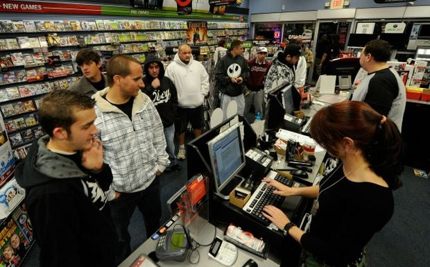 Adventures in Blind Gaming 1: Some GameStop Managers Rock Hard
