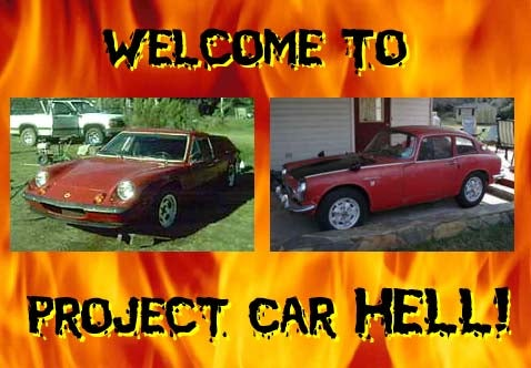 Project Car Hell: Lotus Europa or Honda S800 Coupe?