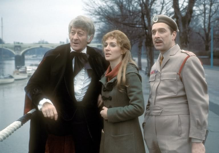At last you can see Doctor Who's James Bond adventure the way it was meant to be seen