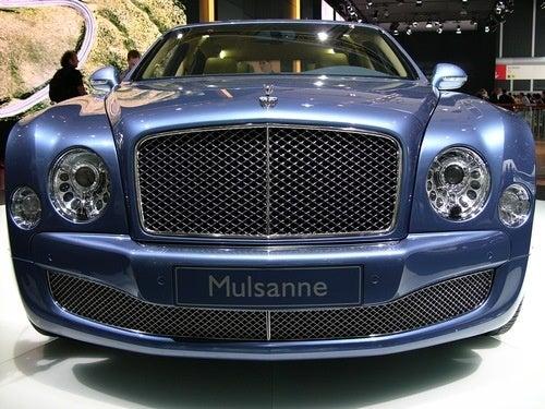Bentley Mulsanne: Live Photos