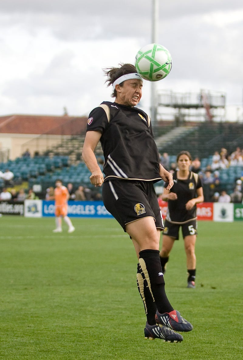 The Women's Professional Soccer League Requests Your Eyeballs