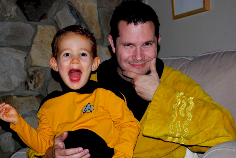 The Sexiest Geek Dads in the Galaxy
