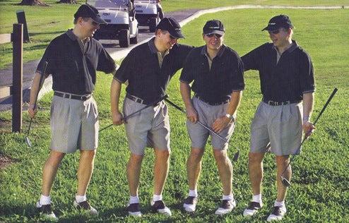 UroClub Lets Golfers Go Pee-Pee in Public