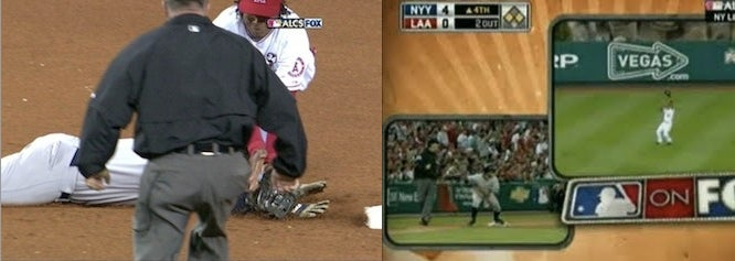 Awful Umpiring: The Human Element, They Said