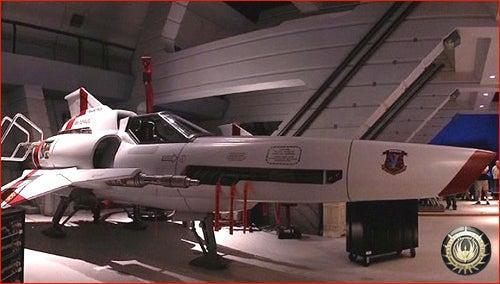Richard Hudolin, Battlestar's Design Genius