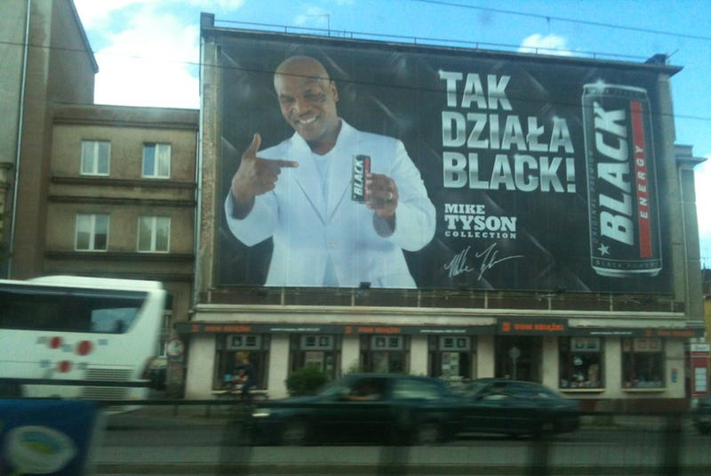 Exclusively From The Mike Tyson Collection: Black Energy