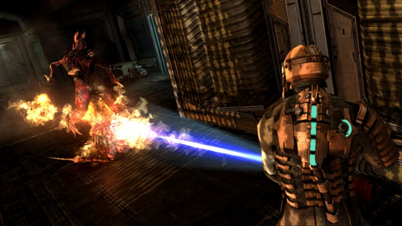 New Dead Space Hands-On Impressions