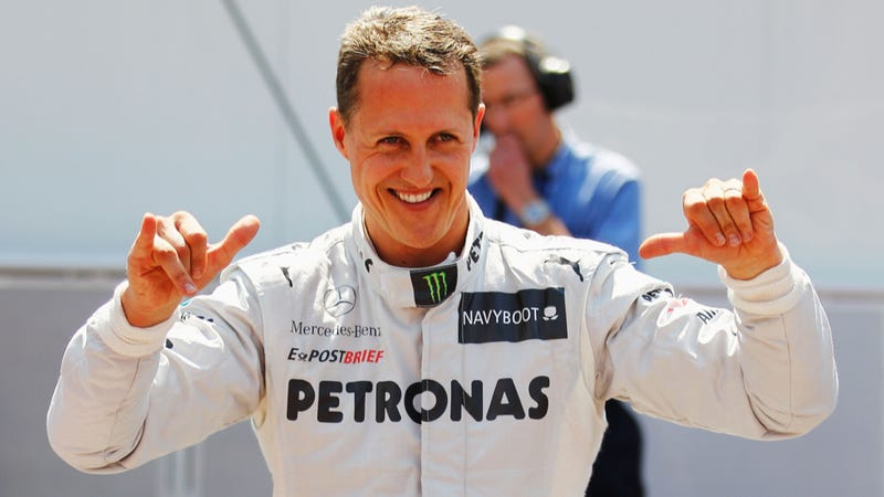 Speed Was Not A Factor In Michael Schumacher's Ski Accident