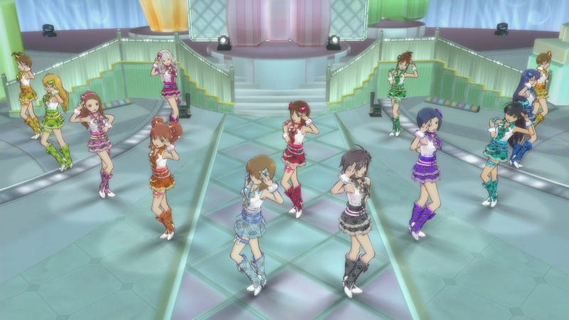 The Latest Idolm@ster Game is All Fan Service, in a Good Way