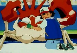 K.O Klaw Kingler! Pokemon One a Day!