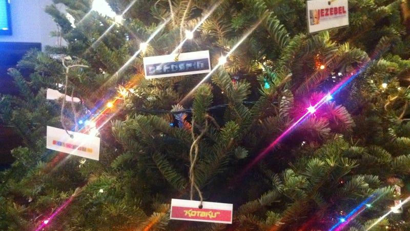 A Very Gawker Christmas