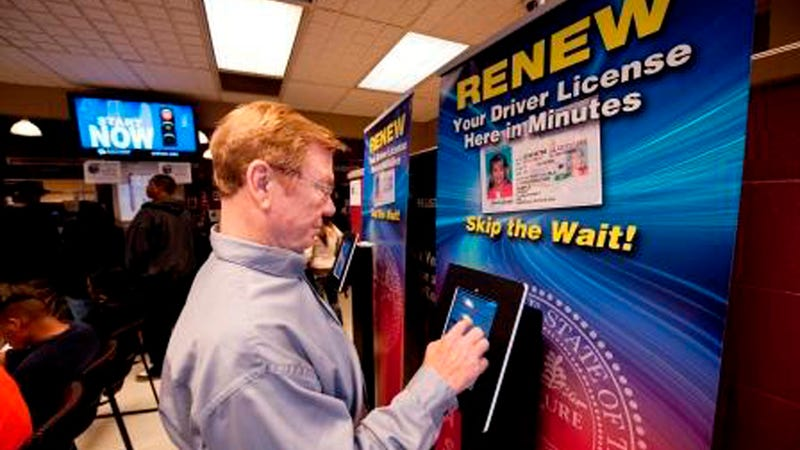 Tennessee Has Mercy On Its Drivers, Installs iPad Kiosks at DMVs