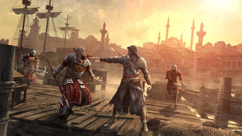 Assassin's Creed Revelations Stealthily Kills a String of Perfect Review Scores