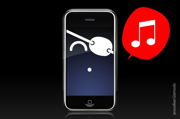 Free iPhone Ringtones from iTunes