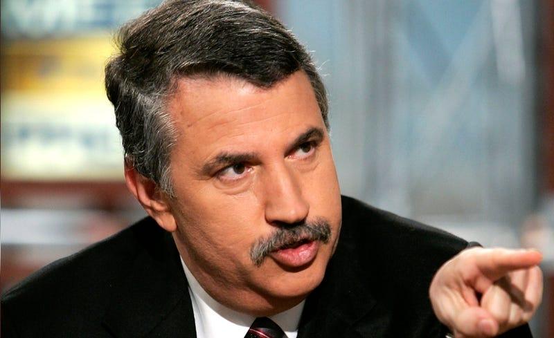 The Thomas Friedman-est Column of the Year