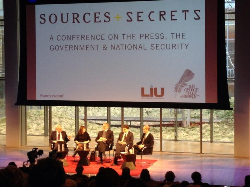 """The Story of Our Lives"" at the Sources and Secrets Conference"