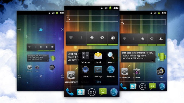 Holo Launcher Brings the Ice Cream Sandwich Launcher to Any Android Phone