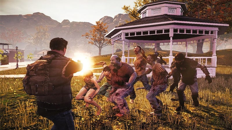 Sweet, State of Decay Is Coming To PC Tomorrow