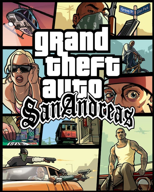 San Andreas Rolls Onto Xbox Originals