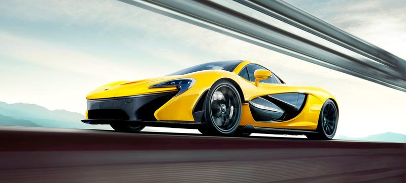 A Much Cheaper Hybrid McLaren Is Reportedly In The Works