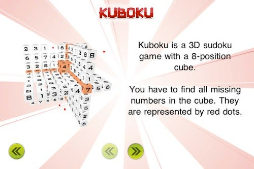 Kuboku Will Crush Your Sudoku-Loving Brain in Three Dimensions