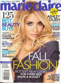 'Marie Claire': Nice Magazine, Kinda Unlikable Readers
