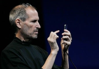 Steve Jobs To Furious Customer: 'You Are Getting Worked Up Over Rumors'