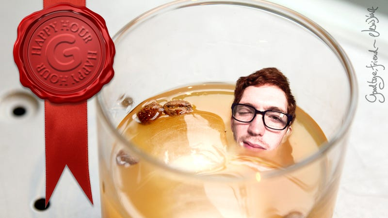 The Angry Ginger: A Cocktail Tribute to Matt Buchanan