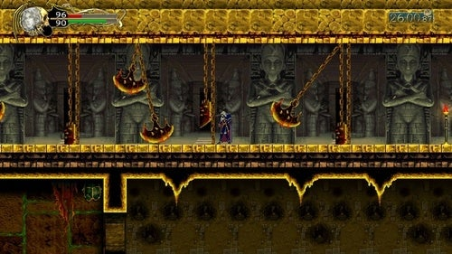 New DLC Available Now For Castlevania: Harmony of Despair