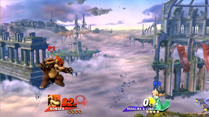 A New Look at the Next Smash Bros Game