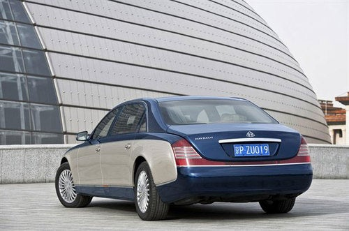 New Maybach Same As The Old One