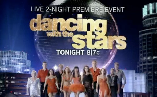 LIVE: Dancing with the Stars, Season 11 Premiere Event