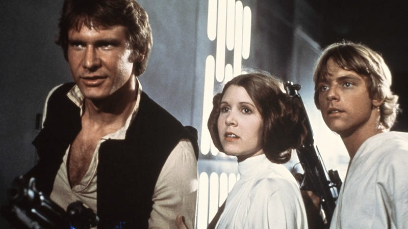 No Princess Leia Dolls? Disney Thinks Star Wars Is Just for Boys