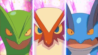 <em>Omega Ruby</em> and <em>Alpha Sapphire's</em> New Mega Pokémon, In GIFs