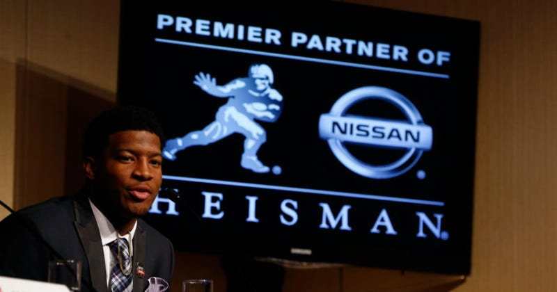 Jameis Winston, Florida State Quarterback Accused of Rape, Wins Heisman